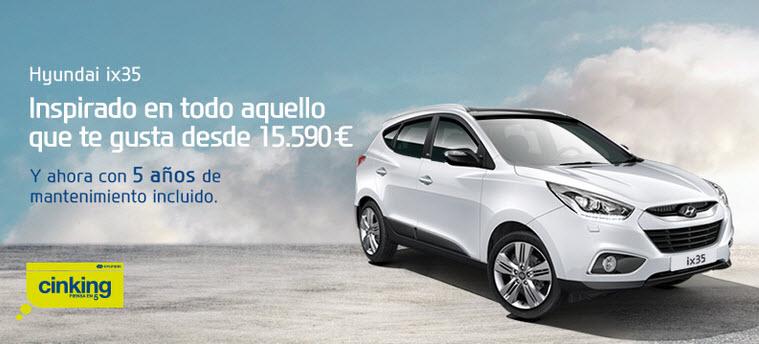 Hyundai ix 35 opiniones