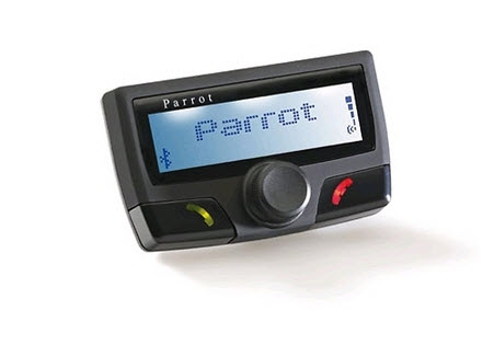 bluetooth para coche parrot