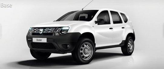 Probar Dacia Duster gratis