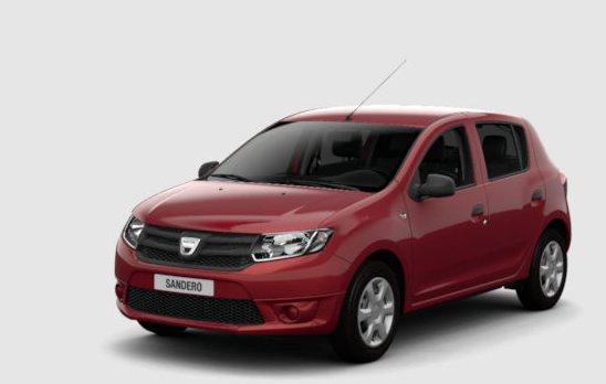 Probar Dacia Sandero gratis