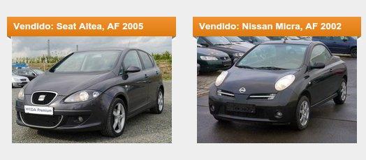 Compra de coches urgente
