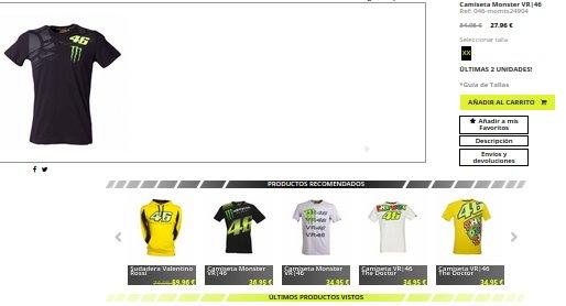 MotoGP ropa oficial