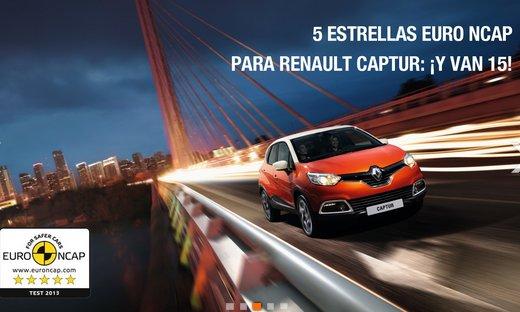 Probar Renault Captur gratis