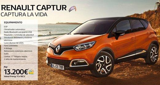 Probar Renault Captur