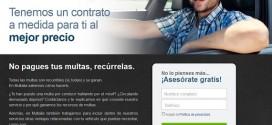 Recursos de multas y gestión de multas de tráfico online