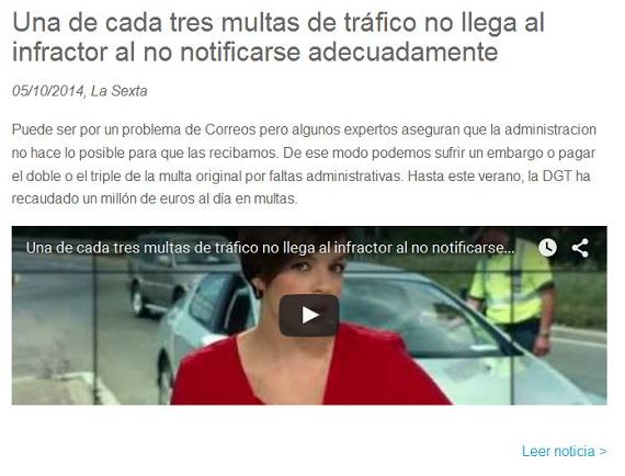 RECURSOS DE MULTAS ONLINE