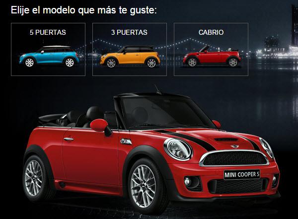 concursos de coches online 2016