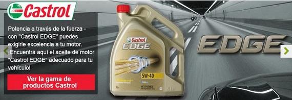 comprar aceite de coche castrol