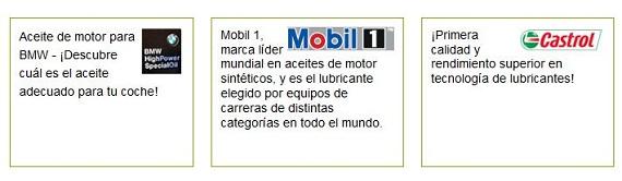 comprar aceite de coche online