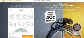 Neumáticos de invierno online y baratos para coche o moto