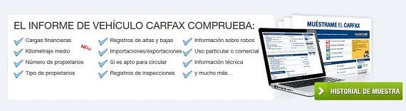 carfax como funciona