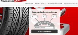 Neumáticos Outlet baratos y online: precios de verano e invierno
