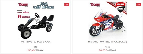 motos apollo karts