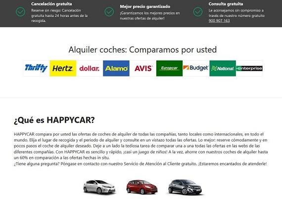 happycar opinions comentarios